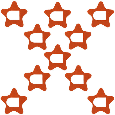 Omnipod Star Shaped Patch x 10