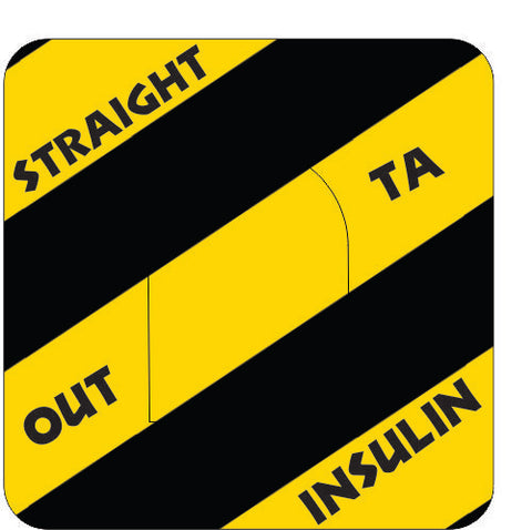 OmniPod Outta Insulin Design Patches 10 pack