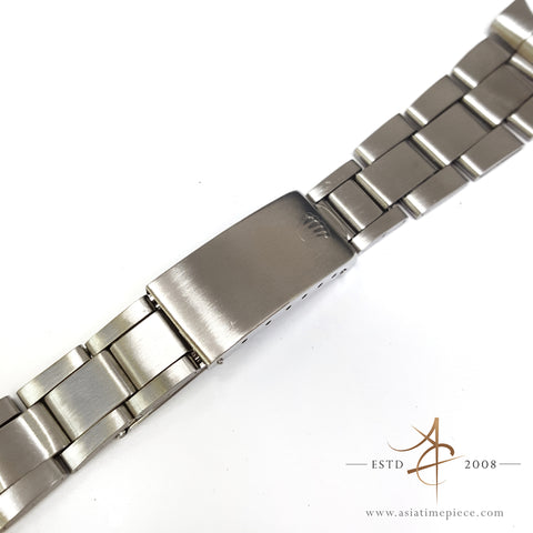 Rolex Thick Oyster Bracelet 19mm with End Links 357