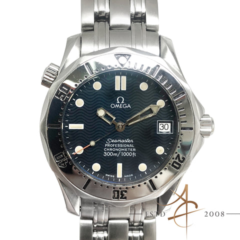 Omega Seamaster Ref 2552.8000 Automatic Professional Diver Midsize 36mm