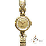 Rolex Orchid 18K Women's Winding Vintage Watch (Year 1940)