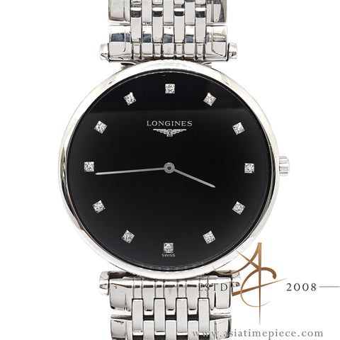 Longines La Grand Classic with Diamond Markers L47094586 Women Watch