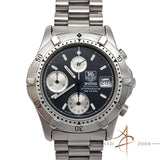 Tag Heuer 2000 Professional Automatic Chronograph Ref 162.006
