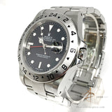 Rolex Explorer II Ref 16570 Black SEL (Year 2001)
