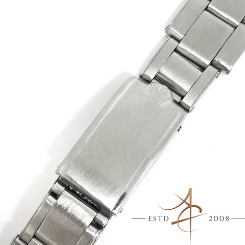 Rolex Vintage Riveted Oyster Bracelet 19mm End link 60 (Year 1965)