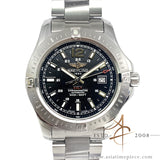 Breitling Colt Automatic A1738811 Volcano Black Steel (2015)