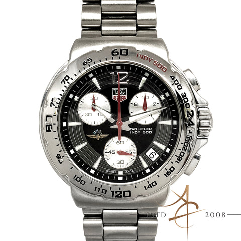 Tag Heuer Formula 1 Indy 500 Edition Ref CAC111B Quartz Watch