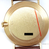 Rolex Cellini Ref 4112 18K Gold Roman Champagne Dial  (Year 1987) Watch