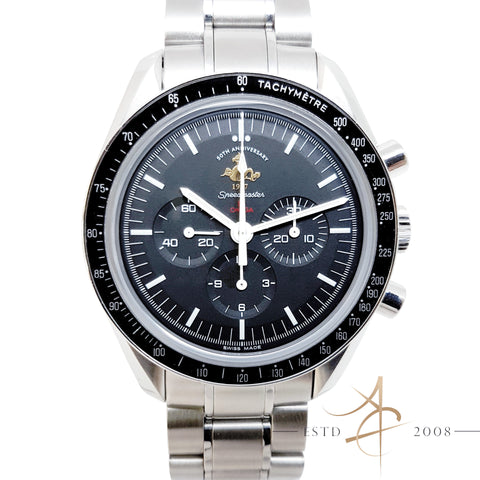 Omega Speedmaster 50th Anniversary Limited Edition 311.30.42.30.01.001 145.0301 Watch