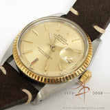 Rolex Vintage Oyster Perpetual Datejust Ref 1601 (Year 1975)