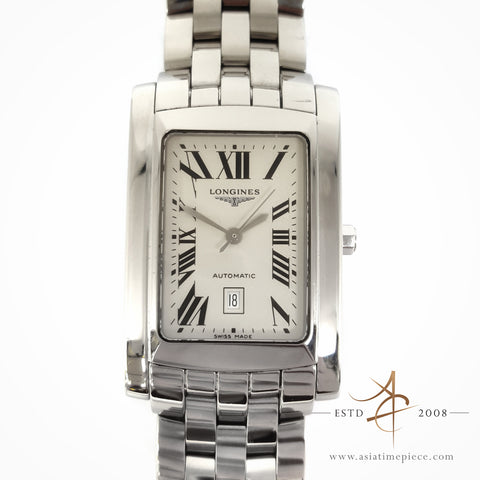 Longines DolceVita Automatic Silver Dial Ladies Watch