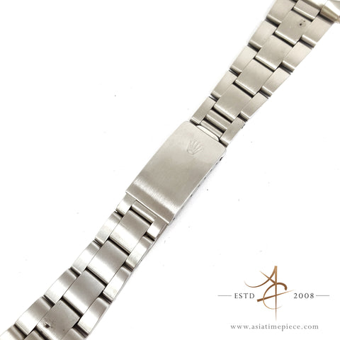 Rolex Bracelet Oyster 78350 19mm Thick w/ End Links 557