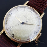 Jaeger LeCoultre 18k Gold Hand Winding Watch