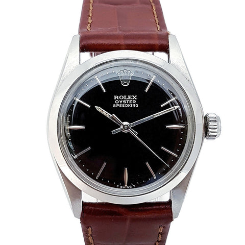 Rolex Vintage Oyster Speed King 6430