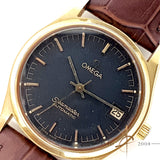 Omega Vintage Seamaster Automatic Black Dial