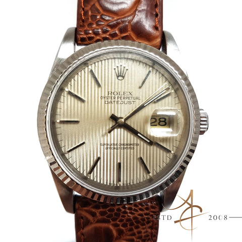 Rolex  Vintage Oyster Perpetual Datejust Ref 16234 (Year 1989)