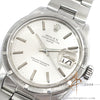 Rolex Oyster Date 1501 Engine Turned Bezel Vintage Watch (1960)