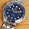 Omega Seamaster Diver Co-Axial Ceramic Blue 21230412003001
