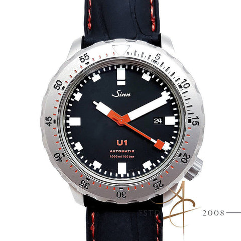 Sinn U1 Diver Automatic German Watch