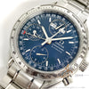 Omega Speedmaster Triple Date Blue 3523.80.00