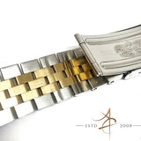 Rolex 20mm Jubilee 18K Gold Steel 62523H 18 R8 Metal Bracelet (Year 1993)