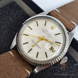 Rolex Datejust 1601 Oyster Perpetual Vintage Watch (Year 1977)