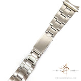 Rolex 7205 Oyster Rivet Bracelet 19mm with End Link 61
