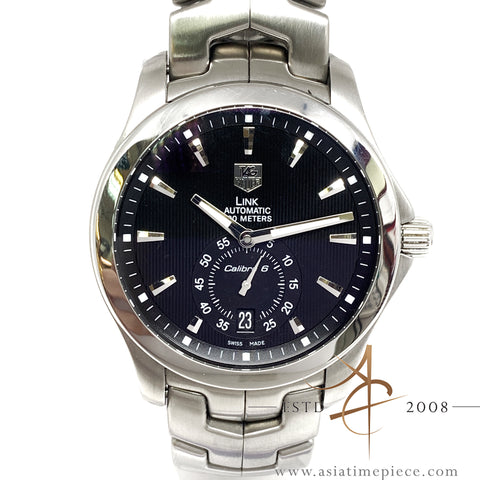 Tag Heuer Link WJF211A Calibre 6 Automatic 39mm Watch