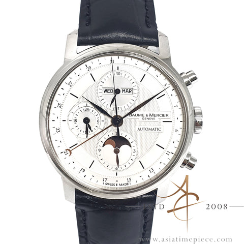 Baume & Mercier Classima Executives XL MOA08870 65680 Triple Calendar (2011)