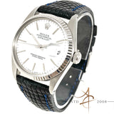 Rolex Oyster Perpetual Datejust Ref 16014 Vintage Watch (Year 1985)