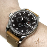 Azimuth Calendrier Lefty Pilot 42mm Automatic Watch