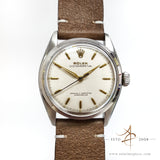 Rolex 6084 Oyster Perpertual 33mm Vintage Watch (Year 1950)