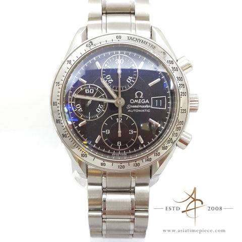 OMEGA Granite Black Speedmaster Automatic Chronograph