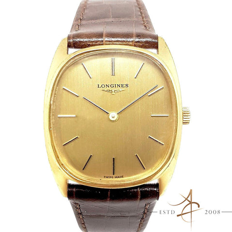 Longines Vintage Winding Watch