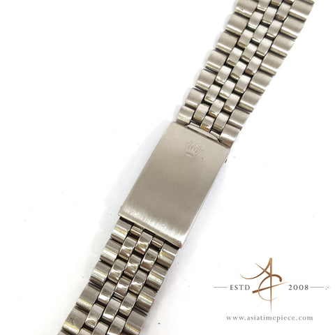 20mm Rolex Jubilee Steel Watch 6251H Endlink code 55