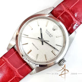 Rolex Vintage Oyster Precision Linen Dial Ref 6426 (Year 1971)