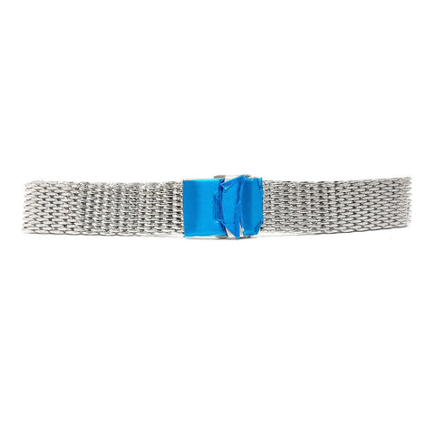 High Quality Steel Mesh Watch Bracelet 20mm & 24mm
