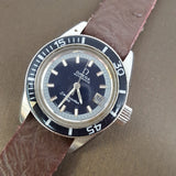 Lady Vintage Omega Seamaster Automatic Watch Black 26mm