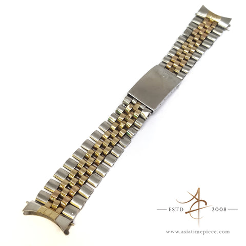 Rolex 20mm Jubilee Two-Tone Half Gold Bracelet