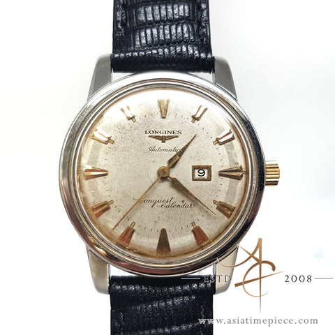 Longines Conquest Calendar Vintage Watch