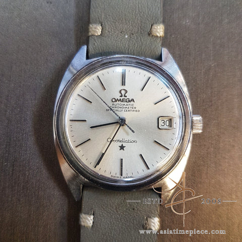 Omega Constellation Chronometer Automatic Vintage Watch