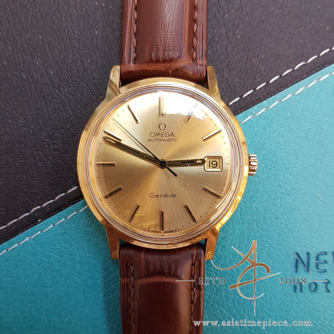 Omega Geneve Vintage Watch Never Polished