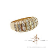 1.12 Carat Natural Diamond 14k Gold Ring