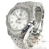 Tag Heuer Aquaracer WAF1311 Mother of Pearl Midsize Quartz (2010)