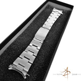 Rolex 19mm Thick Oyster Steel Bracelet With End Link 557B