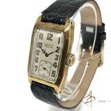 Gruen Precision 14K Gold Winding Vintage Watch