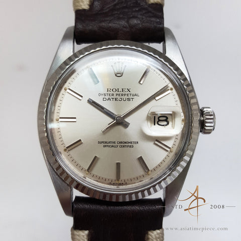 Rolex Datejust 1601 Oyster Perpetual Vintage Watch (Year 1979)