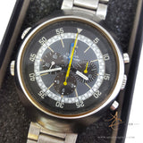Omega Flightmaster 911 Jumbo Jet Chronograph Vintage Watch