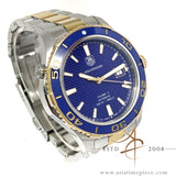 Tag Heuer Aquaracer Blue Calibre 5 Automatic (2014)