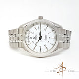 Titoni Airmaster Tradition 93963 Automatic Day Date Steel Watch